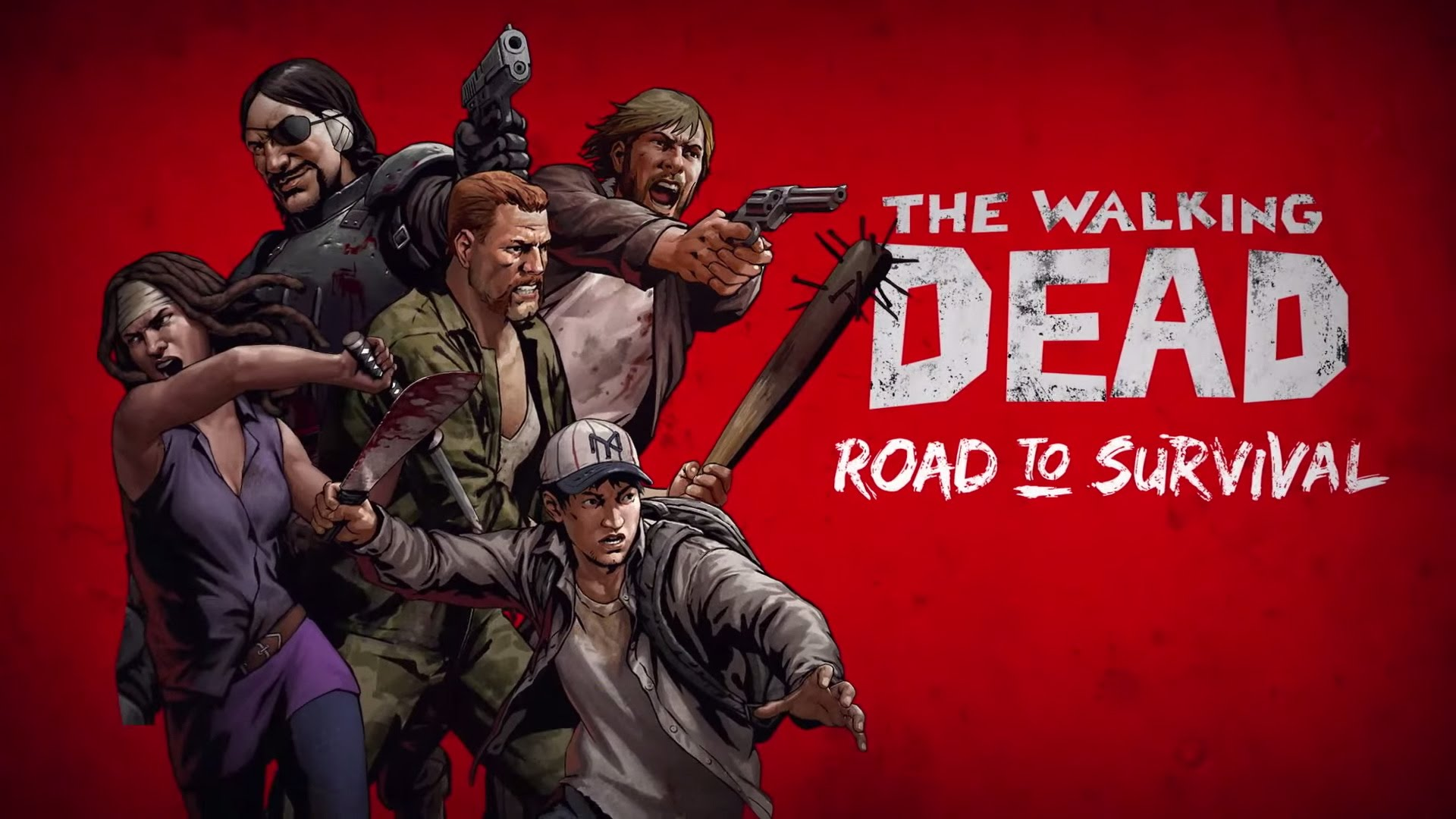WALKING DEAD: ROAD TO SURVIVAL (2017)  Scopely Los Angeles