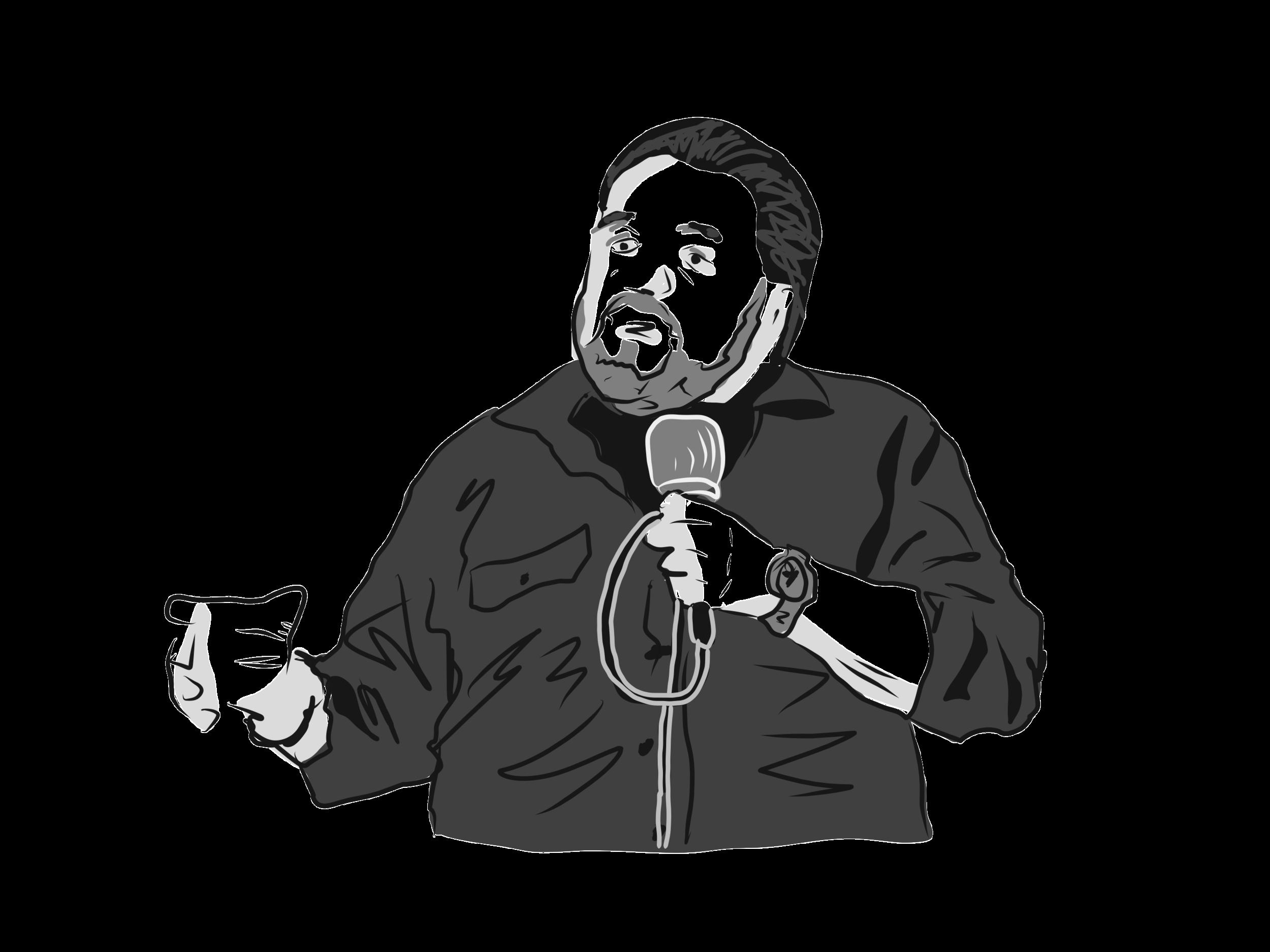"""Luděk Staněk - Luděk Staněk (věk narození neznámý) je novinář, moderátor a manažer. Už několik let uvádí, že je mu 39 let. Má svůj populární pořat na MALL.tv. V minulosti pracoval například v Reflexu, Hospodářských novinách nebo v internetové televizi Stream.. Vystupuje jako standup komik od listopadu 2014, ale popírá, že by s tím měla cokoli společného krize středního věku. Ta začíná přece mnohem později než v 39 letech. Den, kdy má vystoupení, začíná Luděk tím, že organizátorům a kolegům pošle SMS, že """"tentokrát to nedám, jděte do háje"""". Ty posílá celý den. Večer samozřejmě vystoupí a má úspěch."""