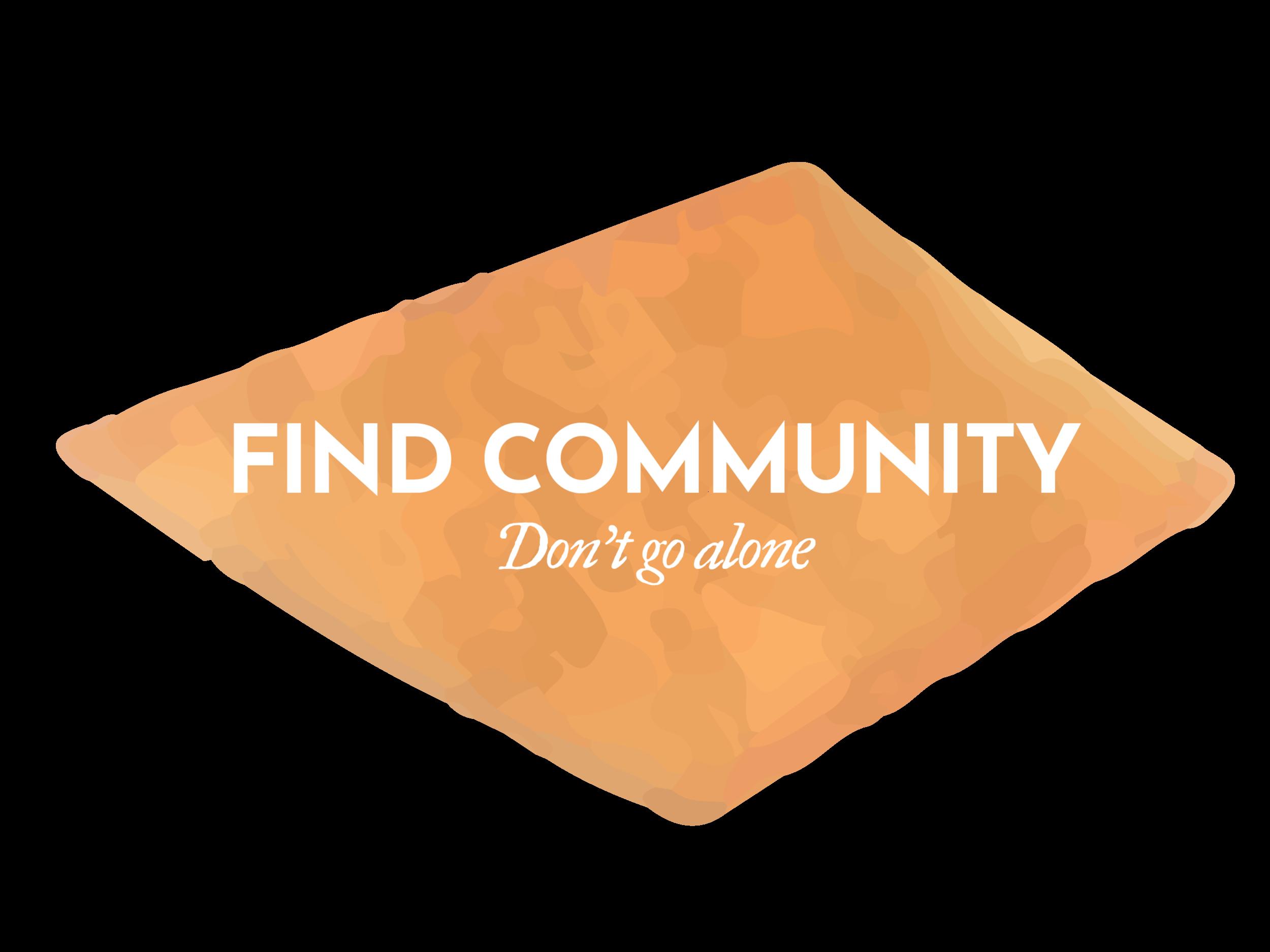 Find Community, Richmond VA
