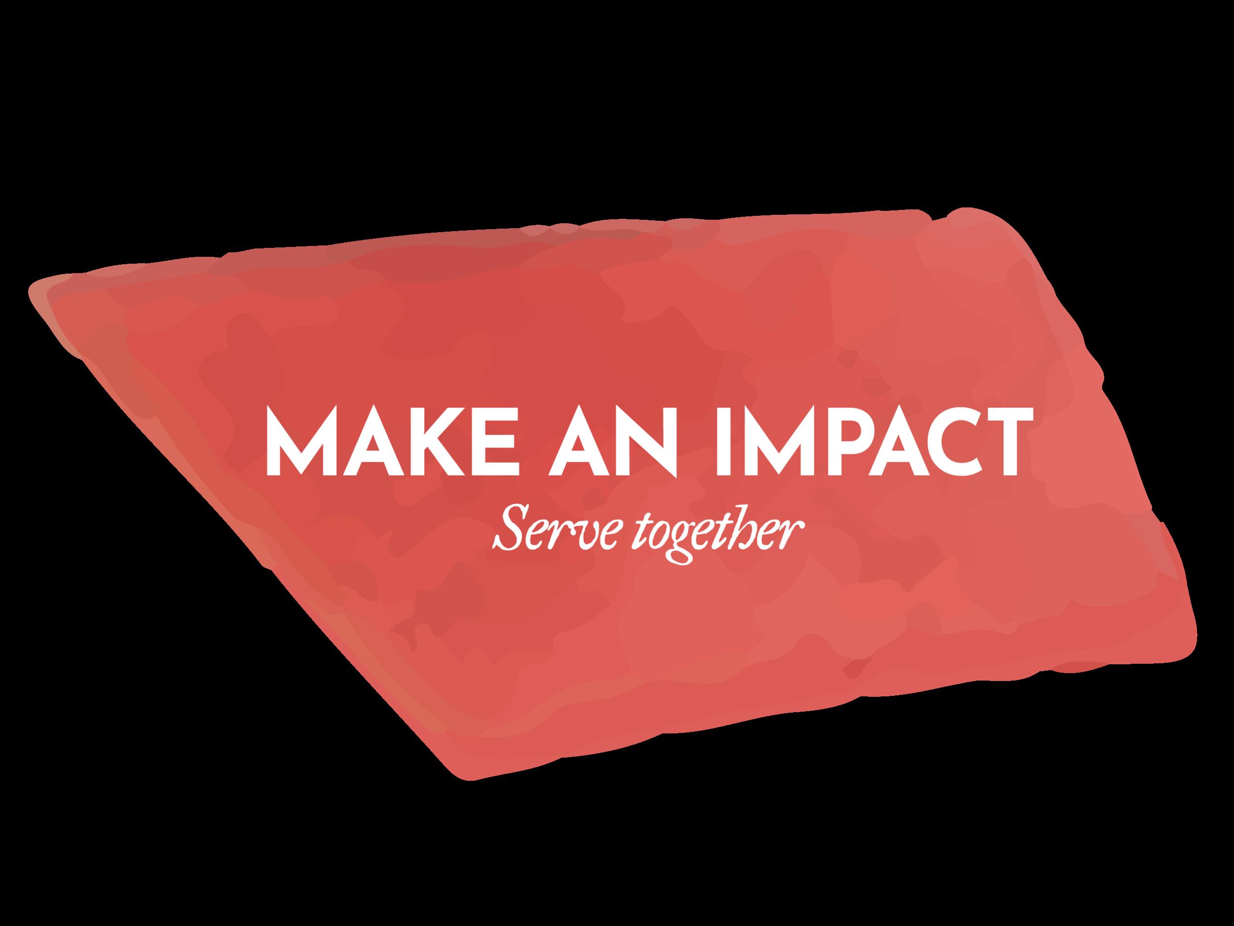 Make an Impact, Richmond VA