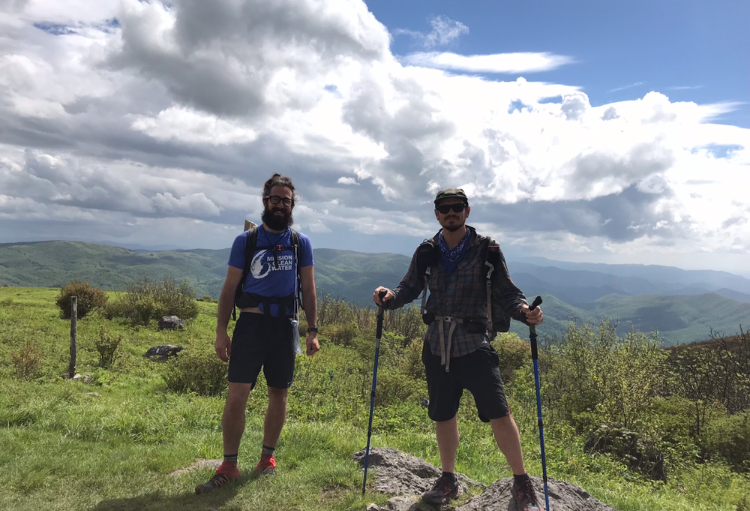 The Triple Crown of Hiking
