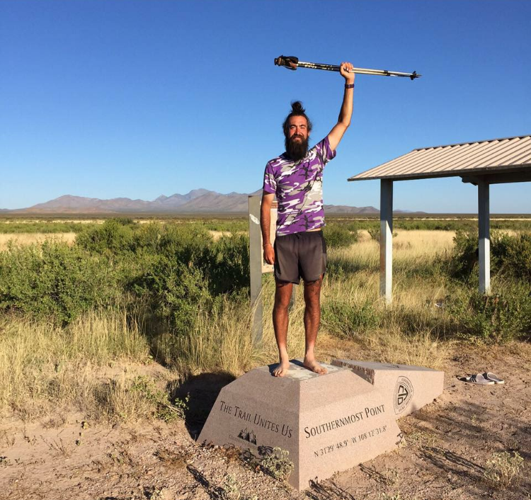 Finishing the Continental Divide Trail