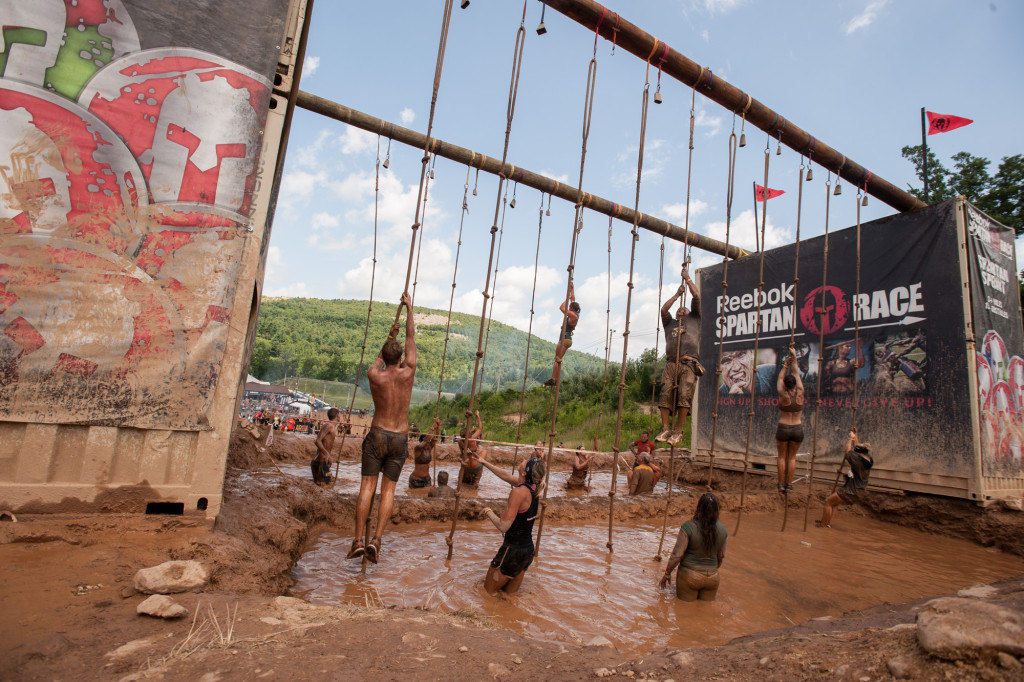 Water, Mud, and Rope