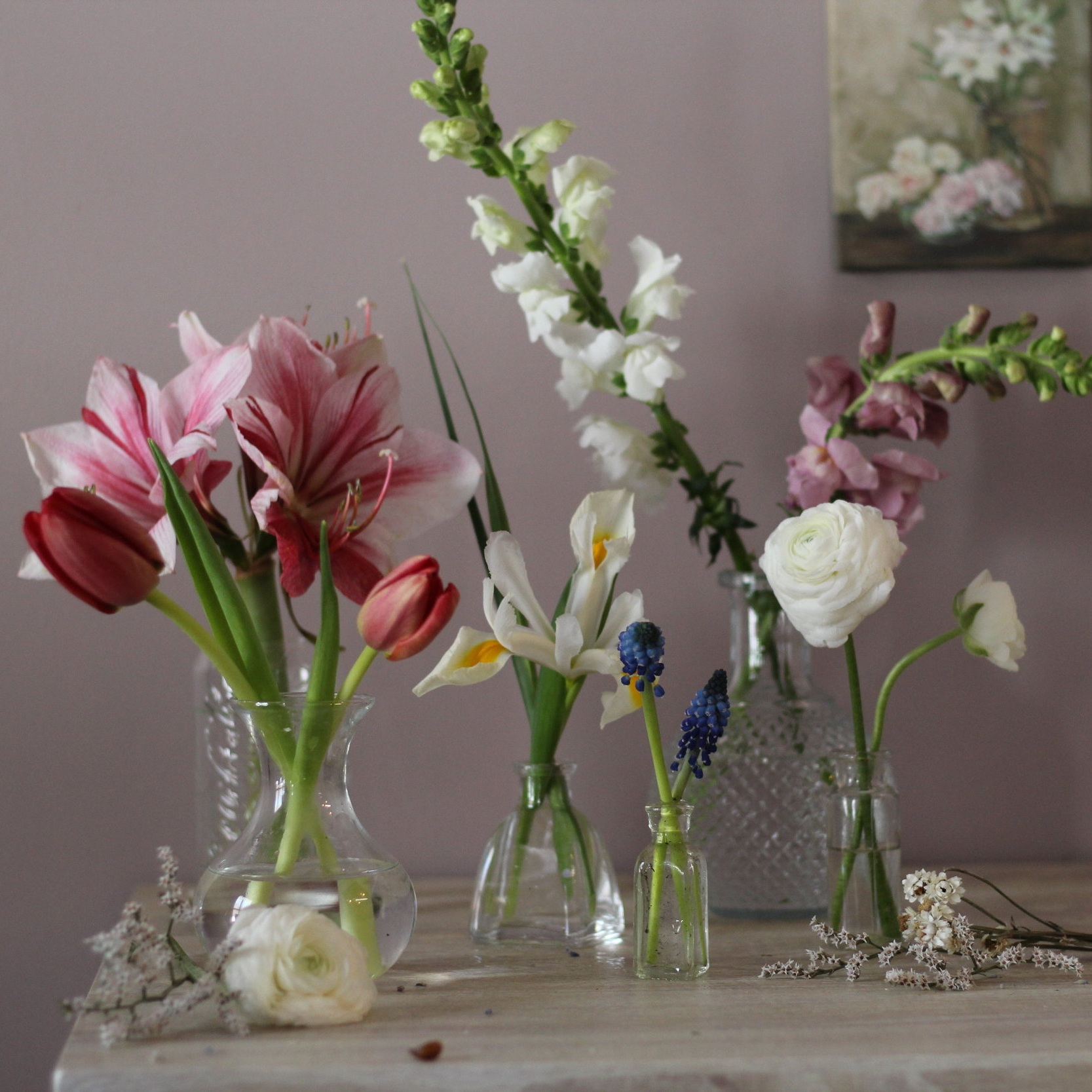 Bouquet Subscription - $75 & $150