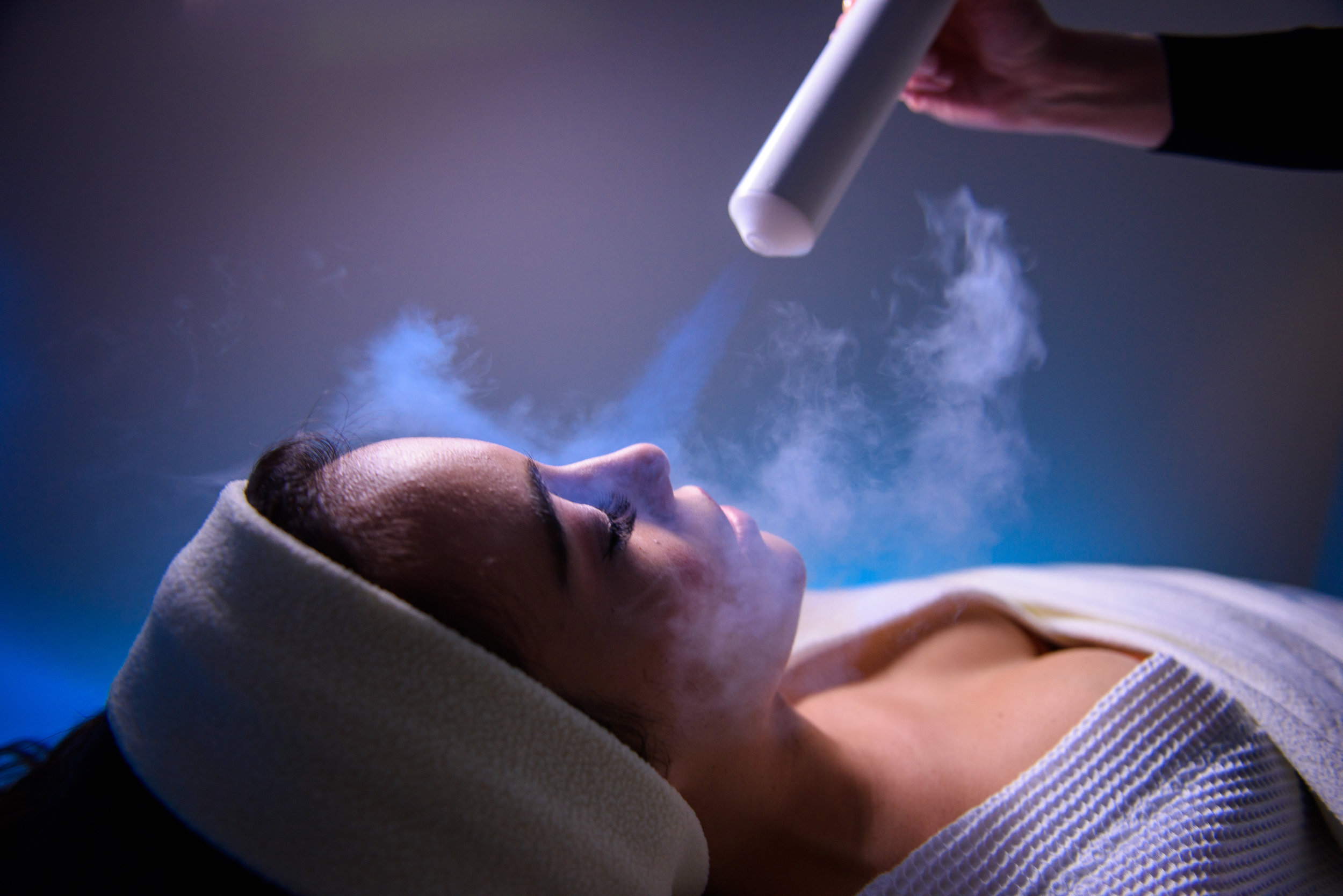 Localized Cryotherapy -