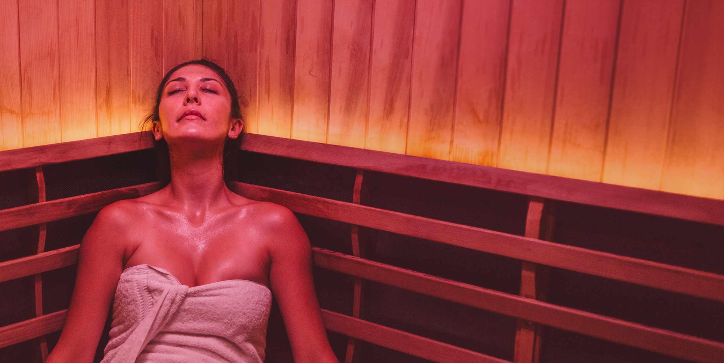Infrared Sauna -