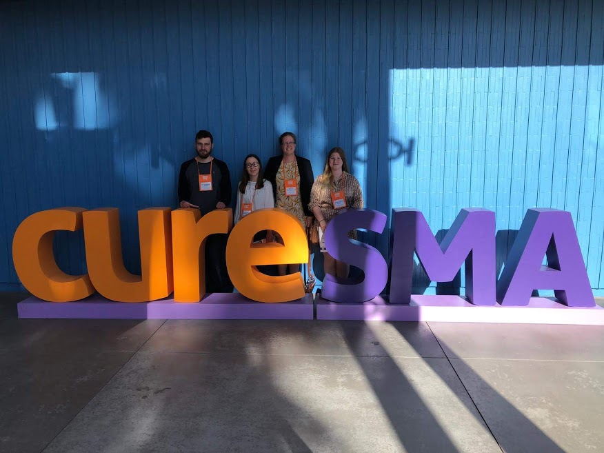 We attended the Cure SMA conference in Anaheim, CA - June 28th-30th 2019
