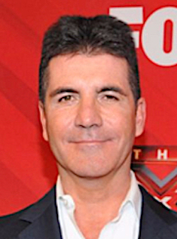 SIMON COWELL HAS ADMITTED PLAYING THE LOTTERY AND WINNING LARGE JACKPOTS