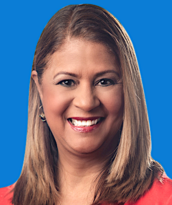 YOLANDA VEGA HAS BEEN THE FACE OF THE NEW YORK LOTTERY SINCE 1990