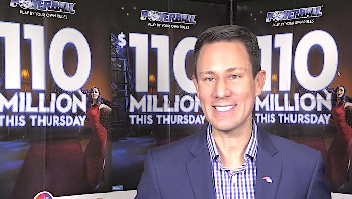 Australian Powerball lottery jackpot hits record $110