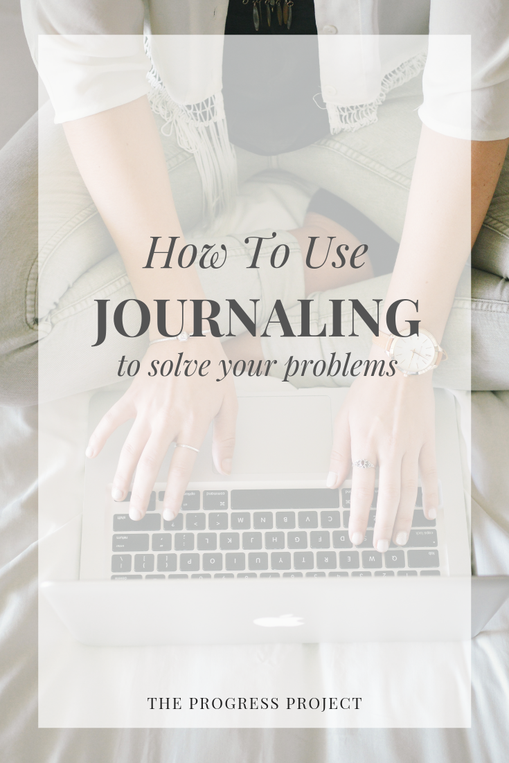 Journaling is such a powerful tool to help us manage our minds and emotions. It can help us see our problems more clearly and change the thoughts that are causing the drama. Check out this episode or the blog recap to find out the simple process to use journaling to feel better.