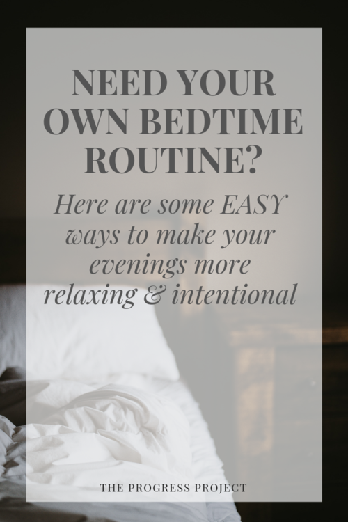 We talk a lot about having a morning routine but what about an evening routine? Evenings are a great time of day to make some intentional choices ahead of time and create a daily rhythm that helps you wind down and relax from your day. Click through to our site for a recap of the episode!