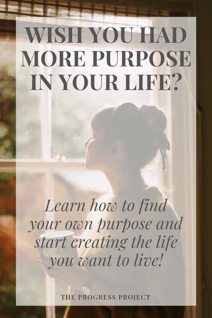 Do you ever think about the reality that we can create ANY kind of life we want to live?? Check out our  Find Your Purpose Course  where we help you create your own purpose statement and help guide you to create the life you really want to live.