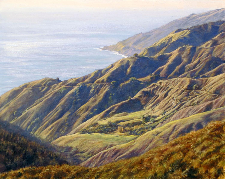 """Big Sur Coast"" by Dennis Curry"