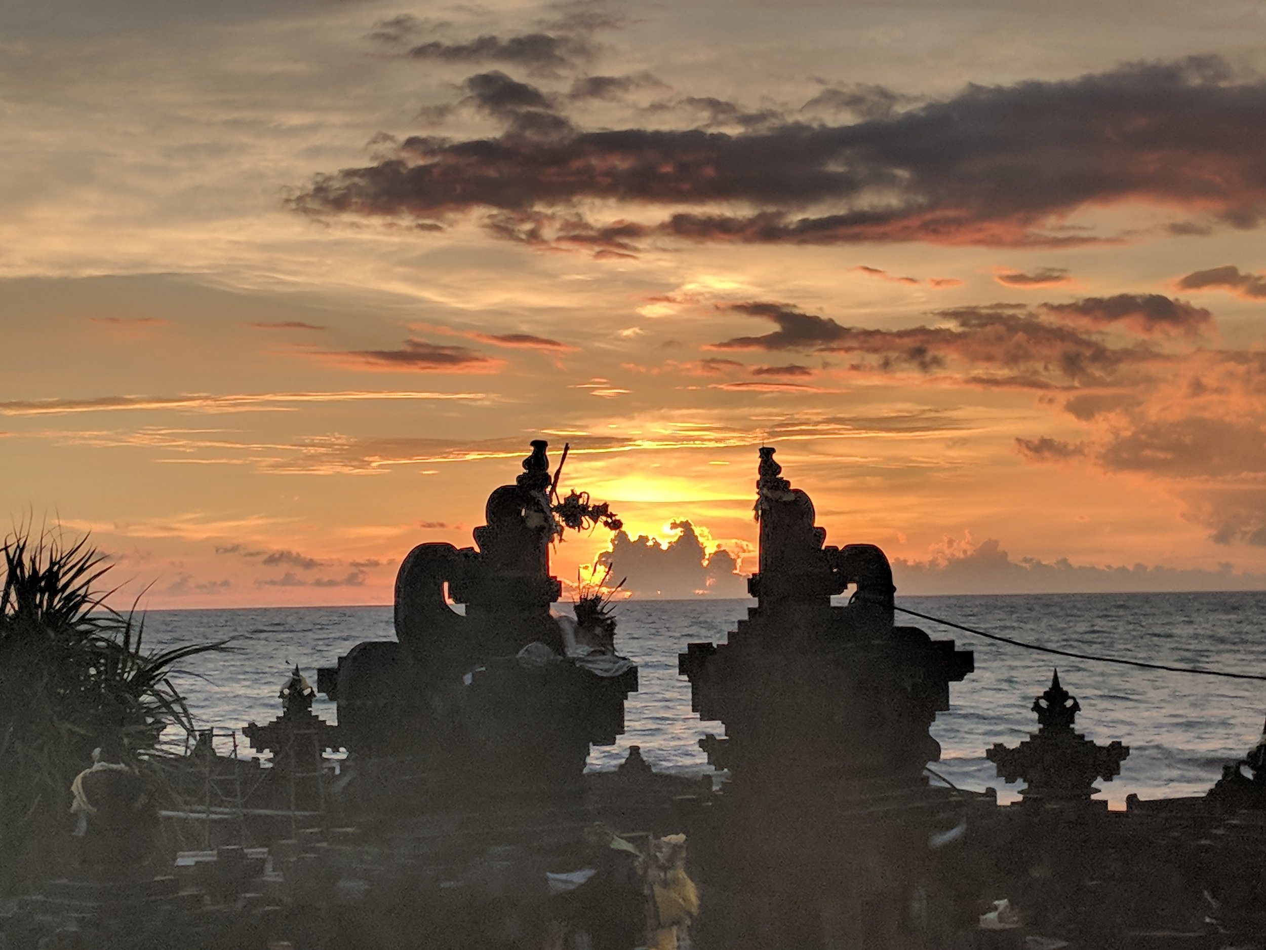 Canggu beach in Bali, Indonesia. boldlygotravel.com