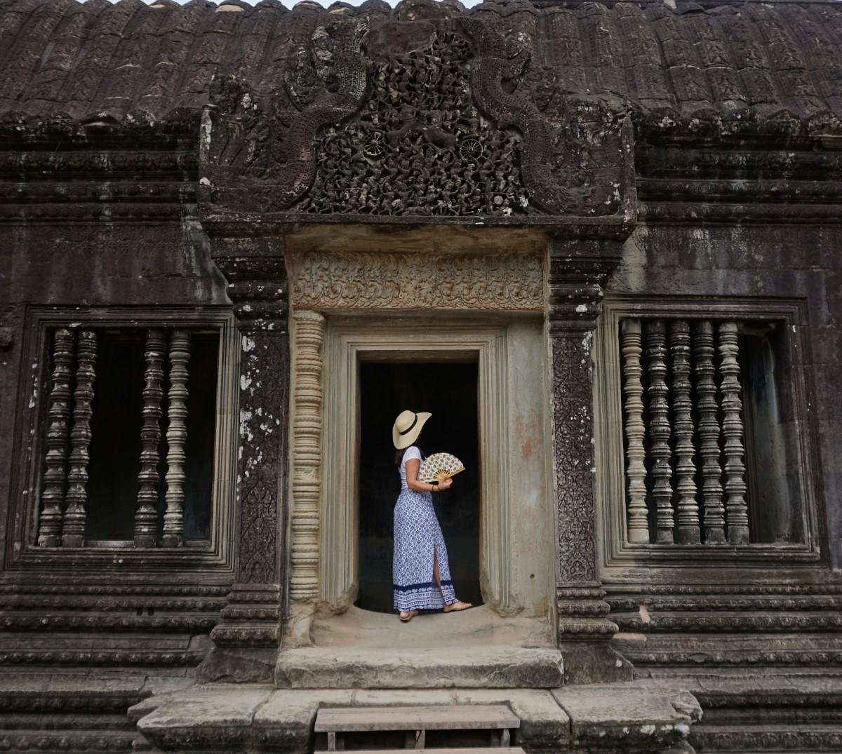 Kelly in door at Angkor.jpg