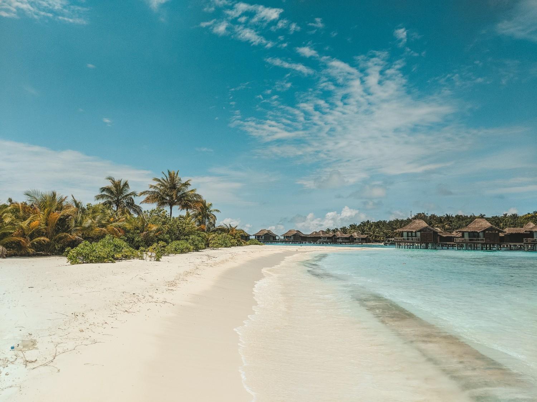 At the Anantara Veli Resort in the Maldives. Boldlygotravel.com