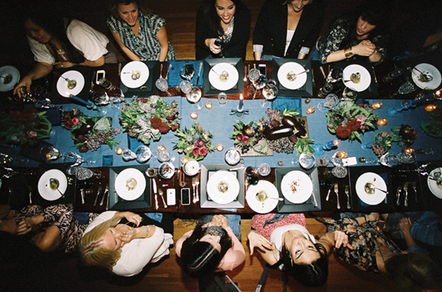 Dinner Party - Dinner parties are typically our