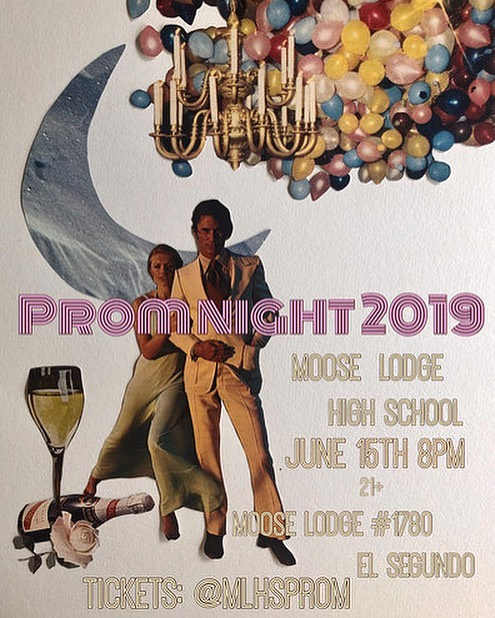 Did you miss prom, or maybe not have as much fun as you wish you did? Good news is we'll be chaperones at this prom, and everyone is invited! Who will be king? Who will be queen? Who will spike the punch? You'll need to be there to find out!