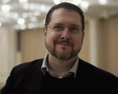 David Blackburn - NYIOP Founder & Bolshoi Opera Chief Consultant