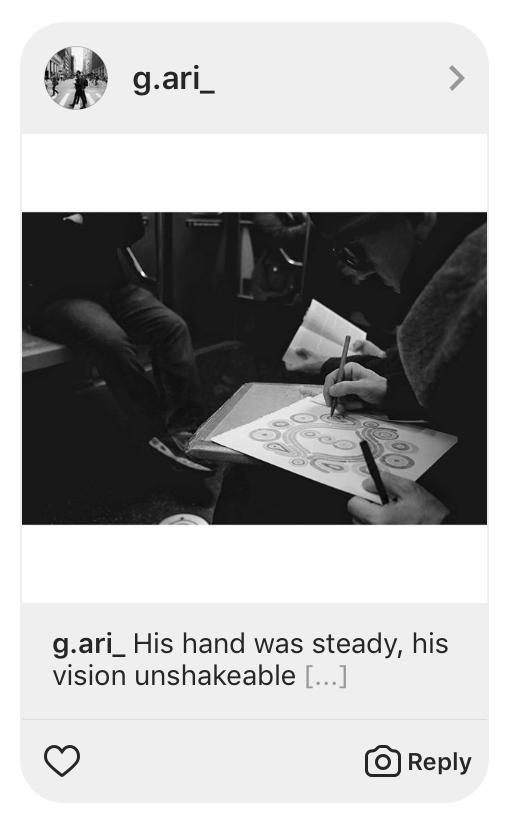 Subway photo by Gari.