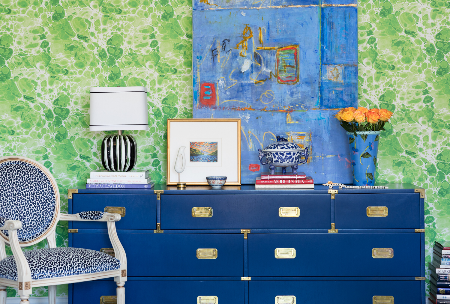 Design by Linda Holt Interiors