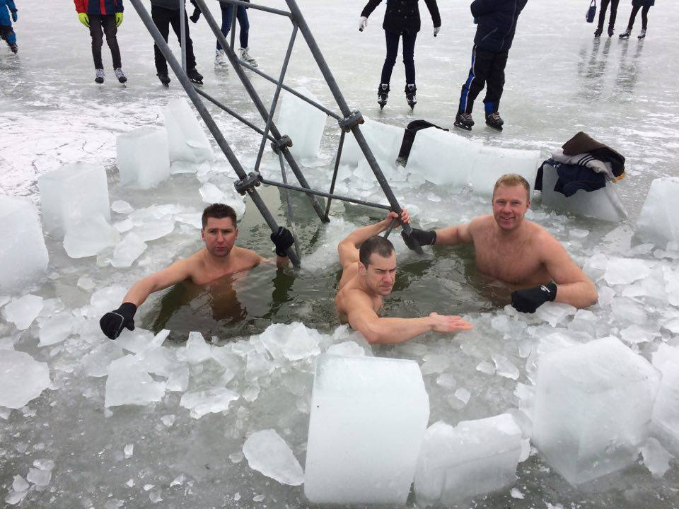Cold, health, fun