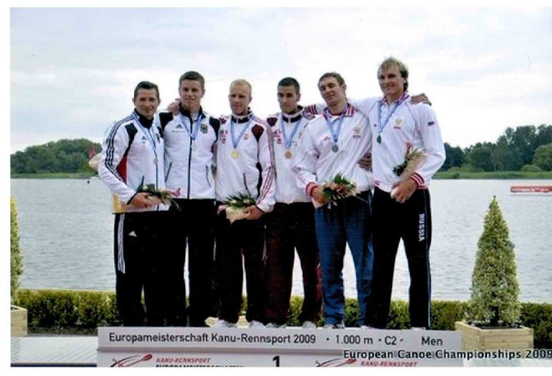2009, Brandenburg: EU champs!