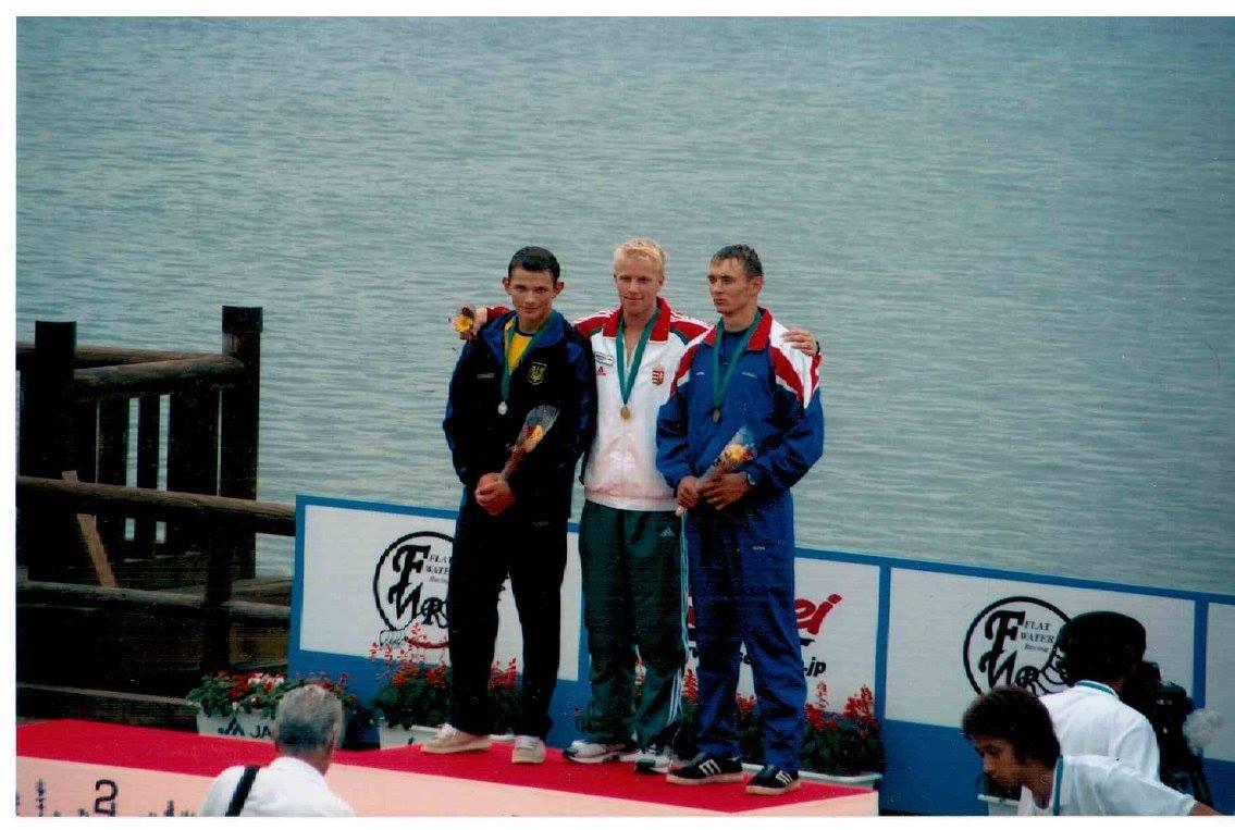2003 Ifi VB: Büszke vagyok, hogy ezekkel a srácokkal vagyok egy képen;)