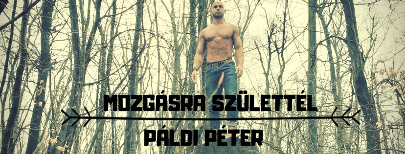 Péter Páldi - Born to move - Trainings in Budapest, Hungary