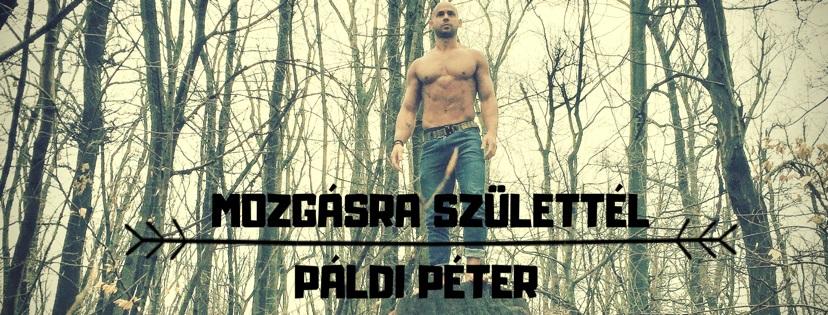 Páldi Péter - Mozgásra születtél - Edzései Budapesten