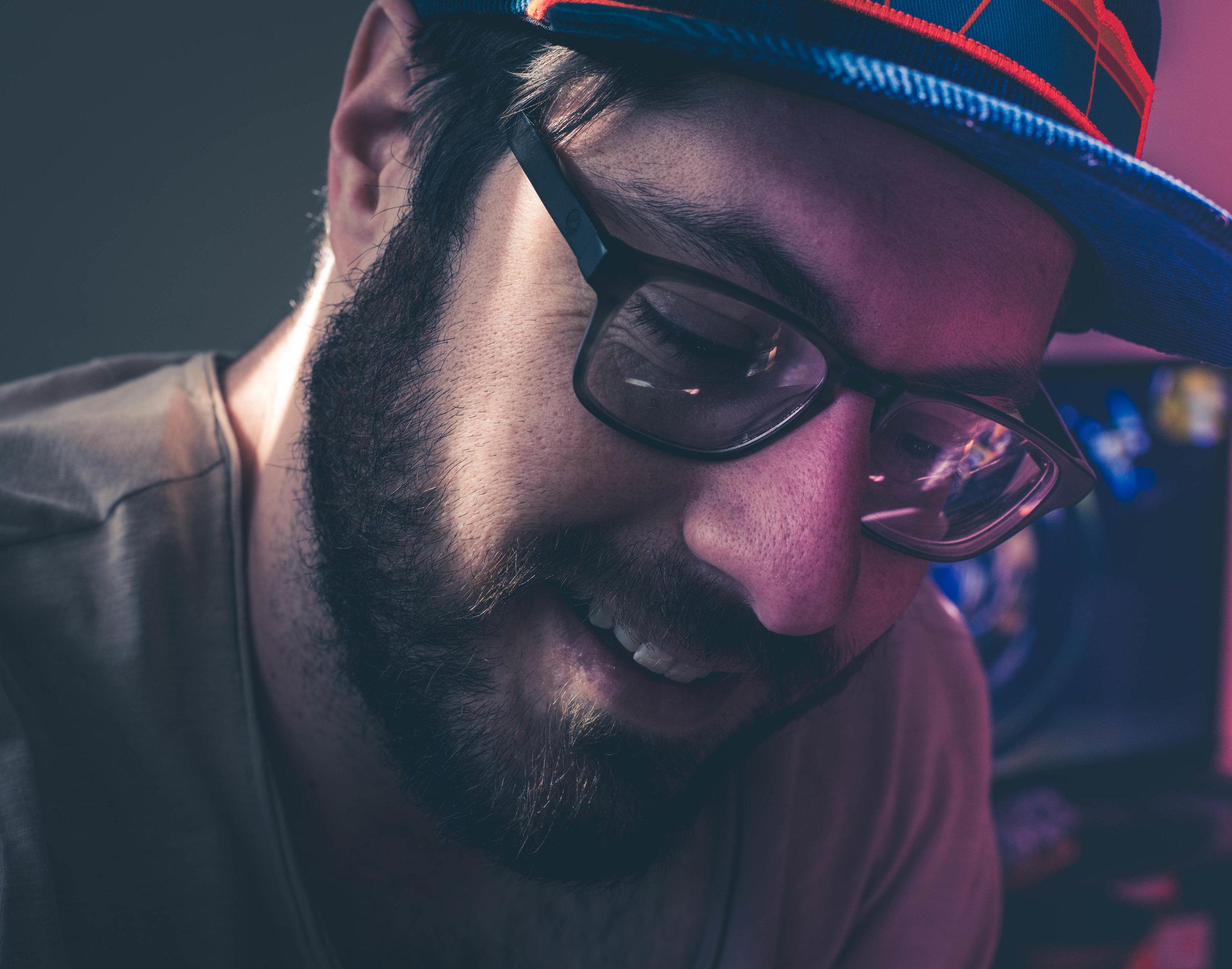 Matt Diss   CTO, Partner, Creative Director, Cinematographer