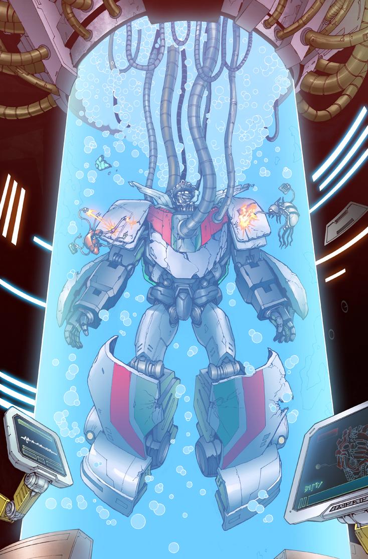 Transformers RID #20, IDW