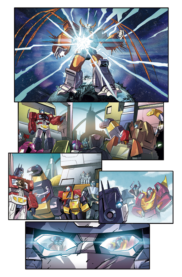 Transformers Deviations, IDW