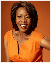 ALFRE WOODARD<br>Narrator<br><i>Bridging the Divide</i>