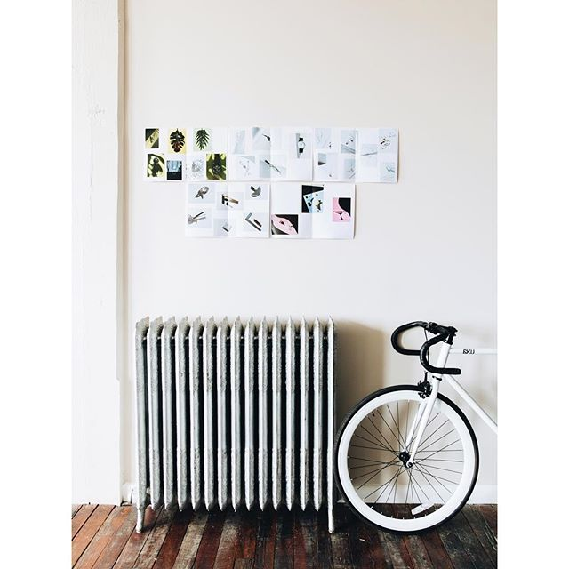 Inspiration wall for a fun shoot with @jonathanniega and @devotestudio. Can't wait to share more. 🖤 . . . #bham #birminghamphotographer #devotestudio #alabama #currenthomeview #bestofhome #apartmenttherapy #styleathome #currentdesignsituation #vsco #canon #canonmarkiv #photo #photooftheday