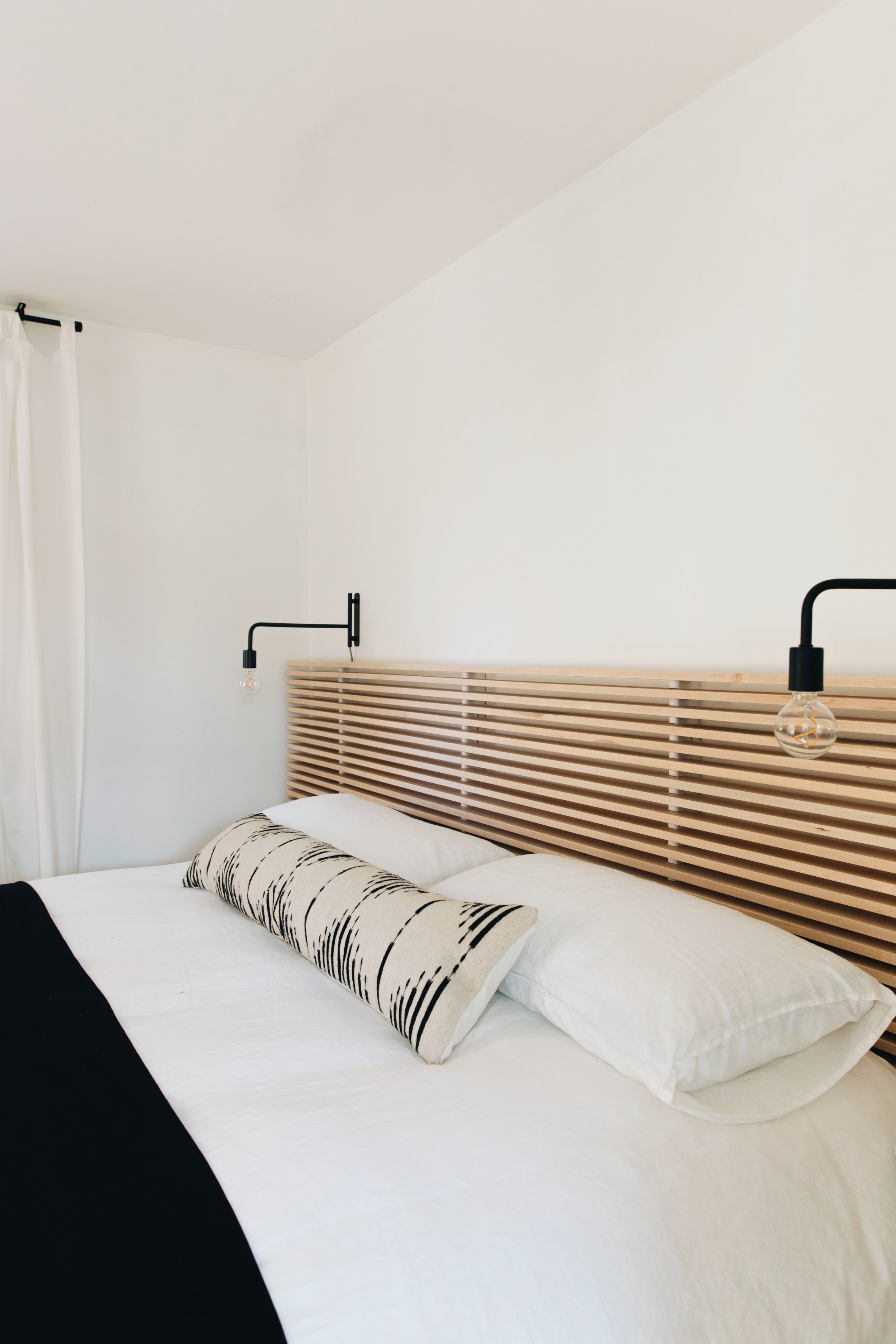 A Minimal Bedroom Makeover Mountainside Home