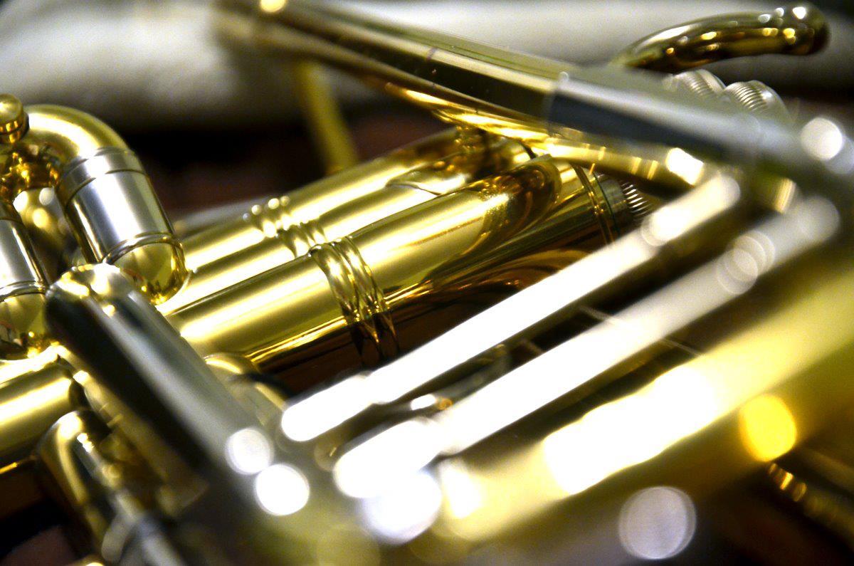 My trumpet.