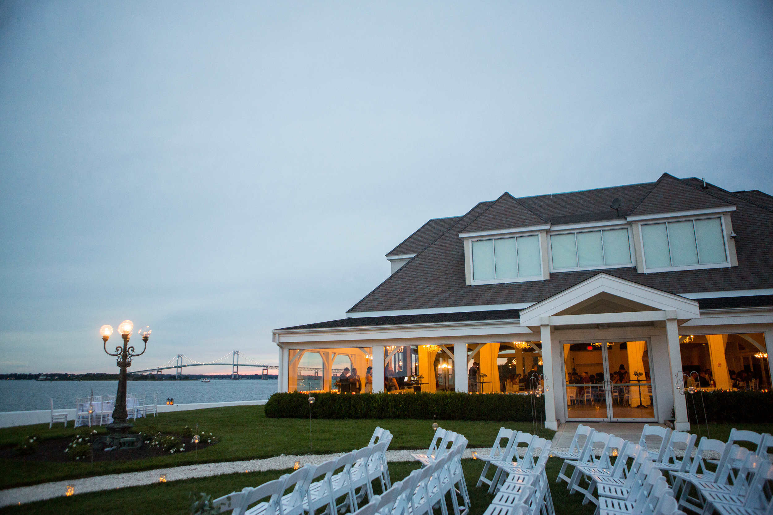 Belle mer: A longwood venue, newport, ri