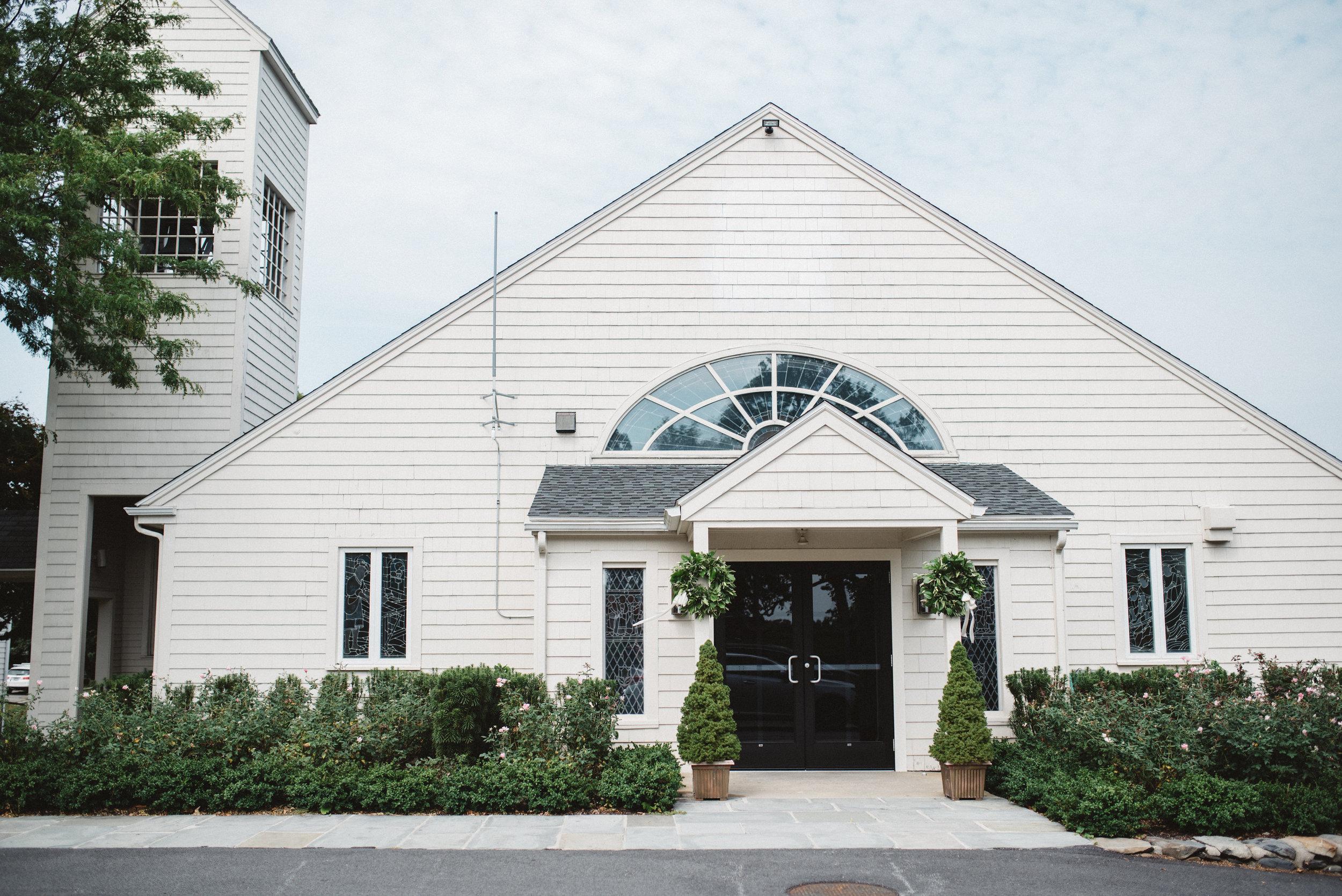 St. Catherine's Church, Little compton, RI