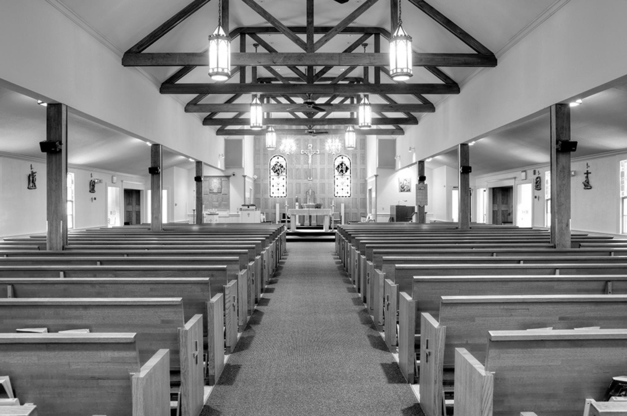 Holy Redeemer church, chatham, MA