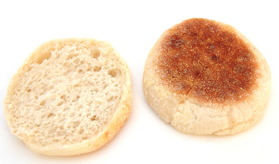 - - ENGLISH MUFFINS -     (Sliced)