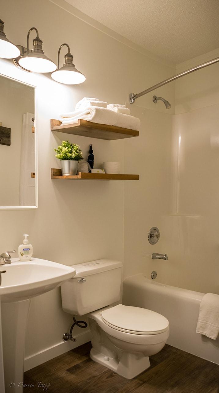 En-suites   All bedrooms have their own private en-suite.