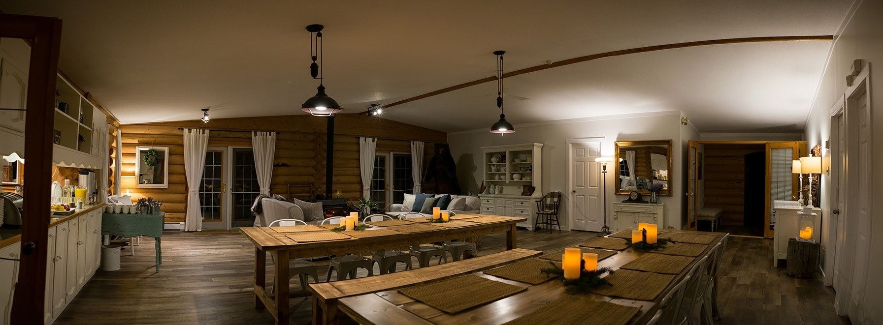 Whitewater Lodge in Golden, BC