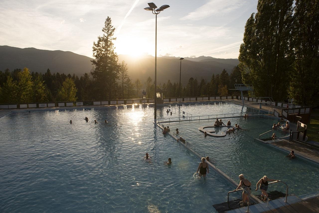 Photo by: Kari Medig; Fairmont Hot Springs