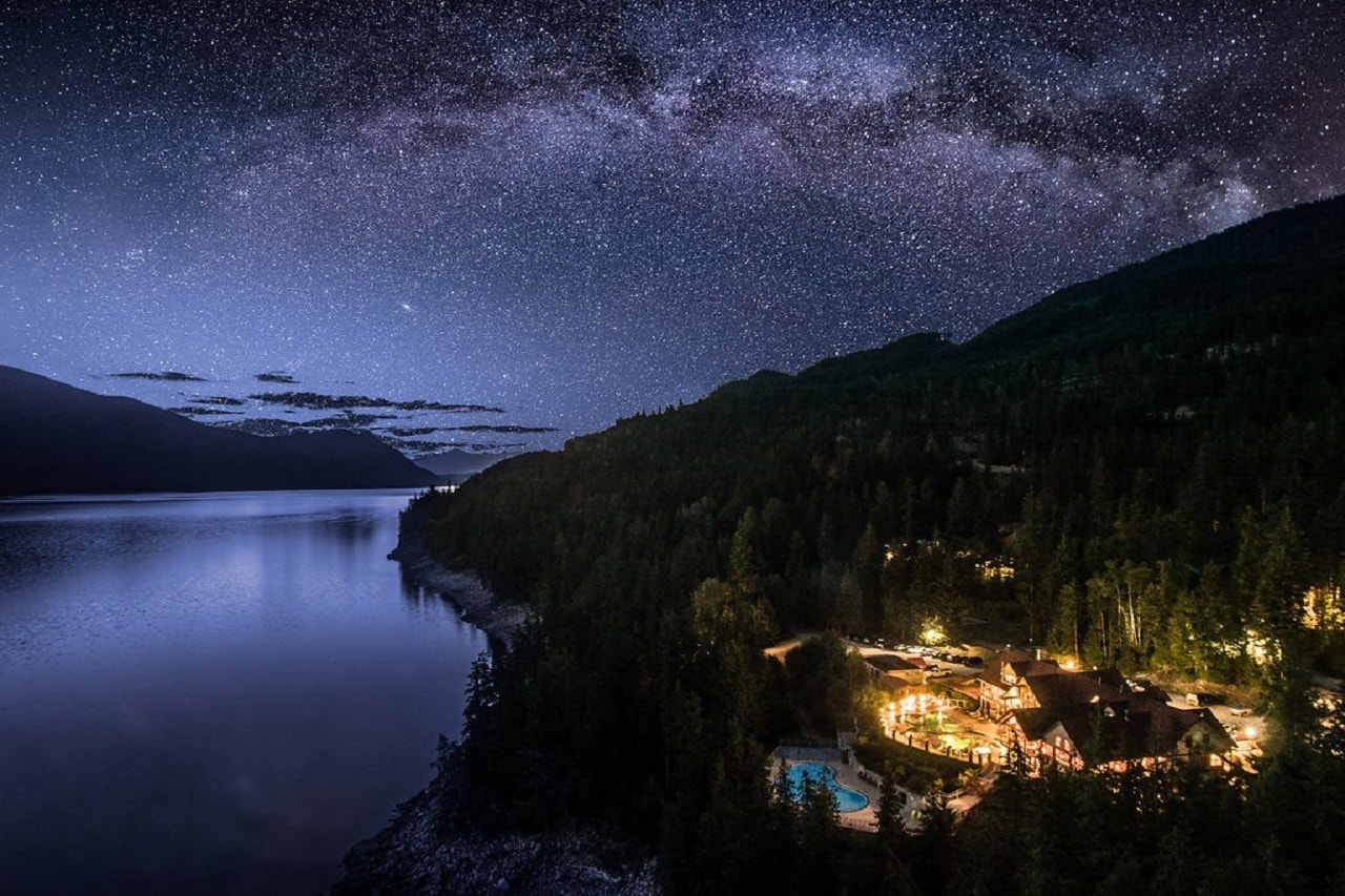 Photo by: Adrian Wagner; Halcyon Hot Springs