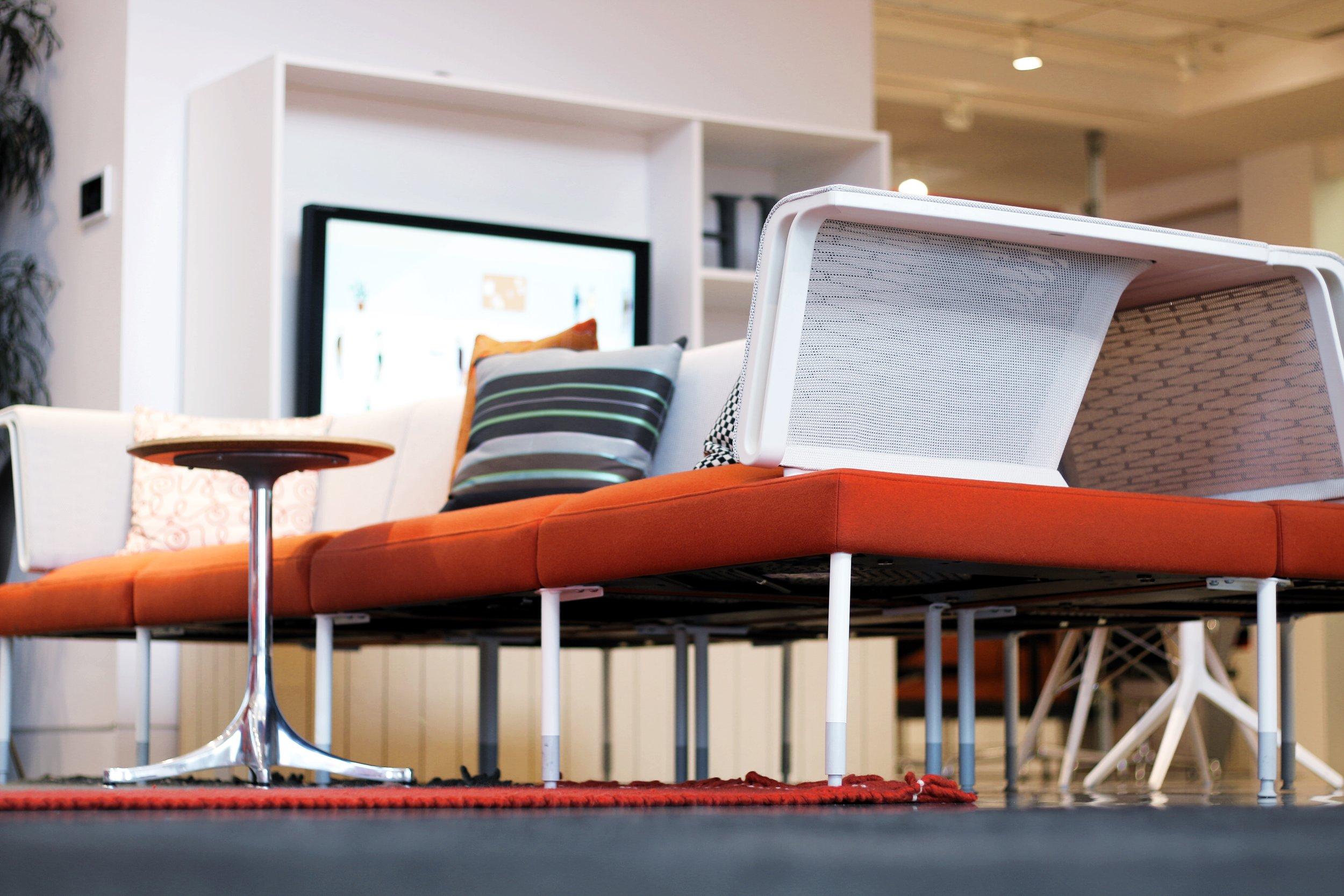 contemporary office interiors - digital media