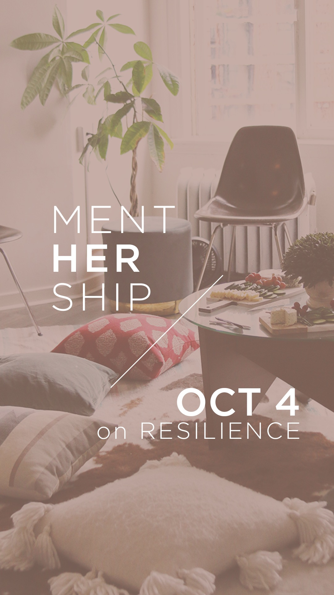 Session 2: Resilience. - Where: Contemporary Office Interiors // 1035 W Pender St.When: Thursday October 4th5:30PM-8:00PMWe're BACK.Details: A sip + share event about overcoming personal and professional obstacles and coming out the other side stronger and savvier than before. Our speaker is the incredible + hilarious founder of Eastwood X, Jillian Sheridan.Entrepreneur, mother, and true bad-ass, Jill has faced many mountains and conquered the art of resilience.Bring your unique spirit and we'll provide the spirits and light snacks!All proceeds go to One Girl Can charity with the hopes of sponsoring a university student by 2019.Get your tickets here.