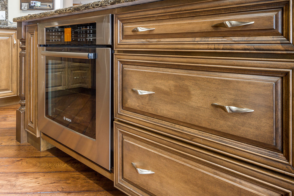 Custom Detailed Cabinetry