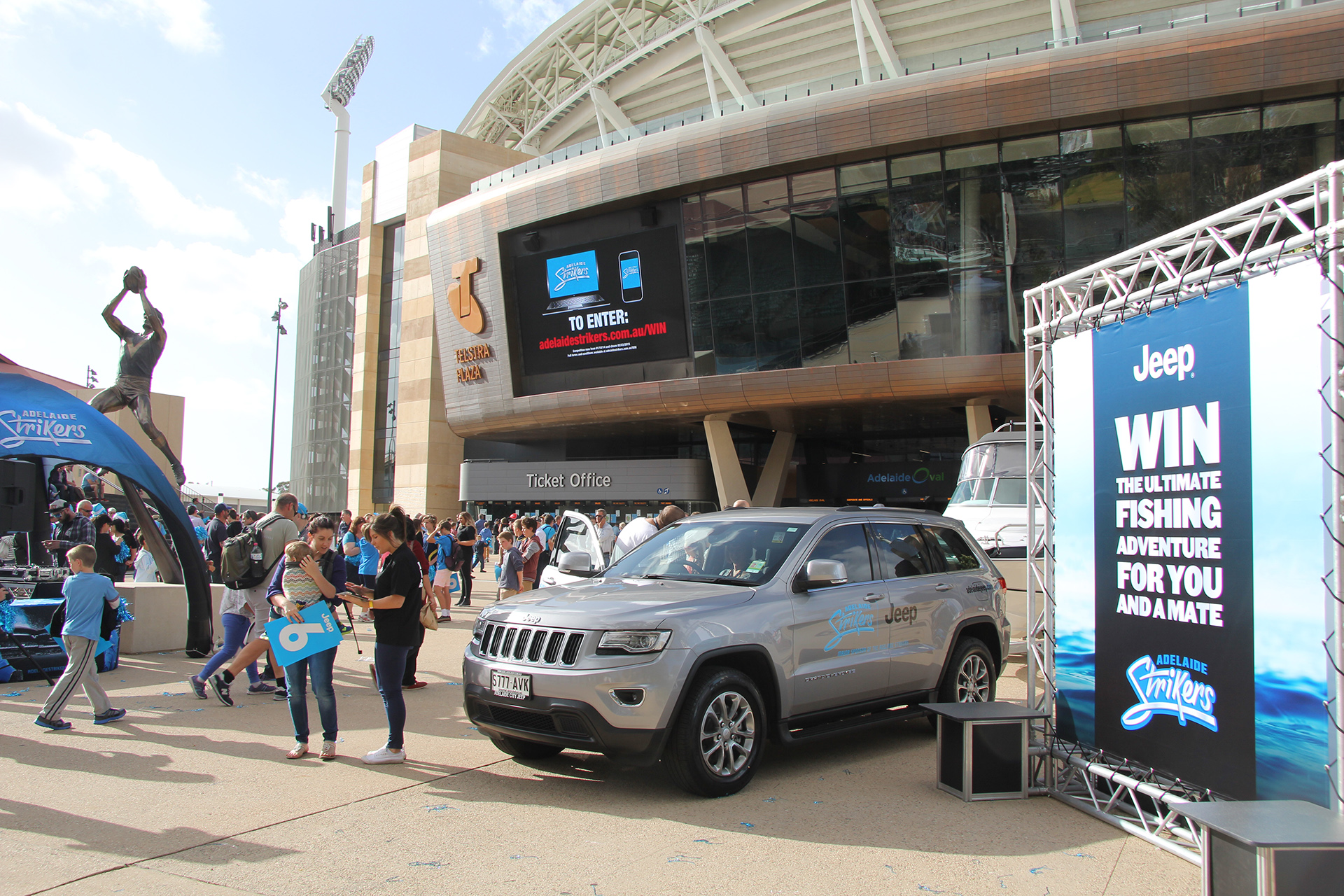 Jeep Australia Adelaide Strikers
